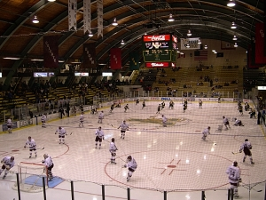 UMass will be heading to Gutterson to play this year's annual Thanksgiving week game.